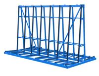 FGL Glass harp rack and glass harp trolly - FGL Sortierwagen und Kommissionierungs-Gestelle für Einzelscheiben und Isoliergläser